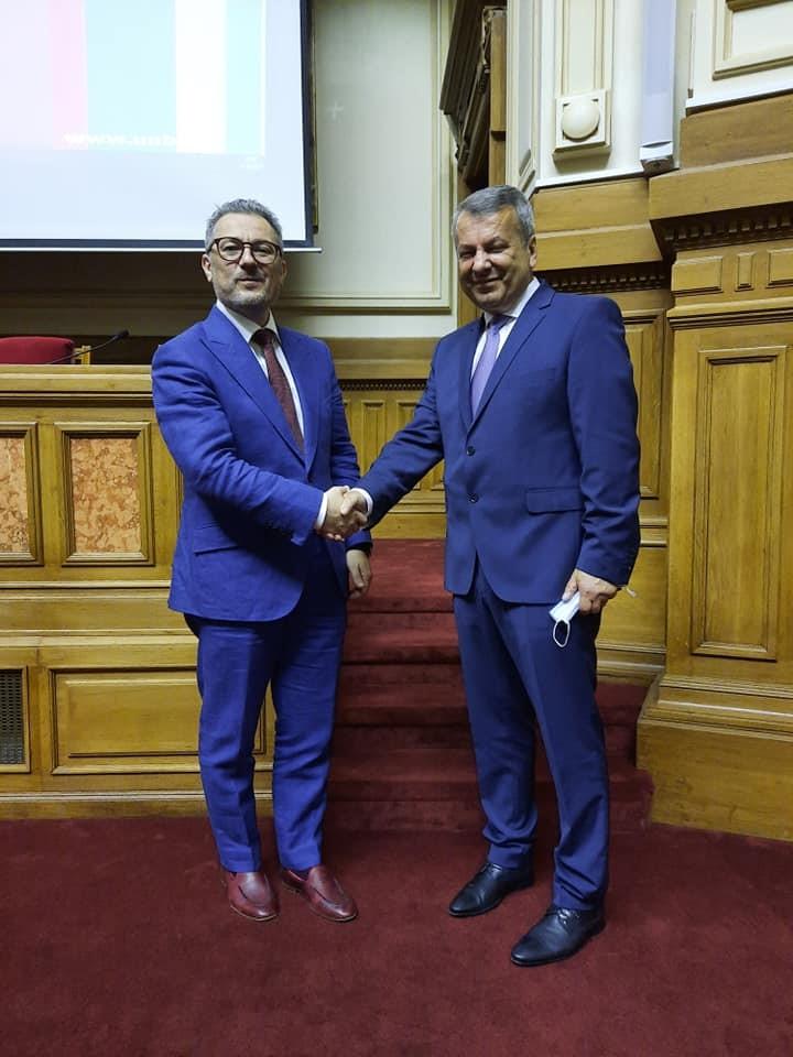 Comunicatul de presă privind participarea domnului Conf. univ. dr. Gheorghe Ialomițianu, Președintele Uniunii Profesiilor Liberale din România, la Congresul avocaților