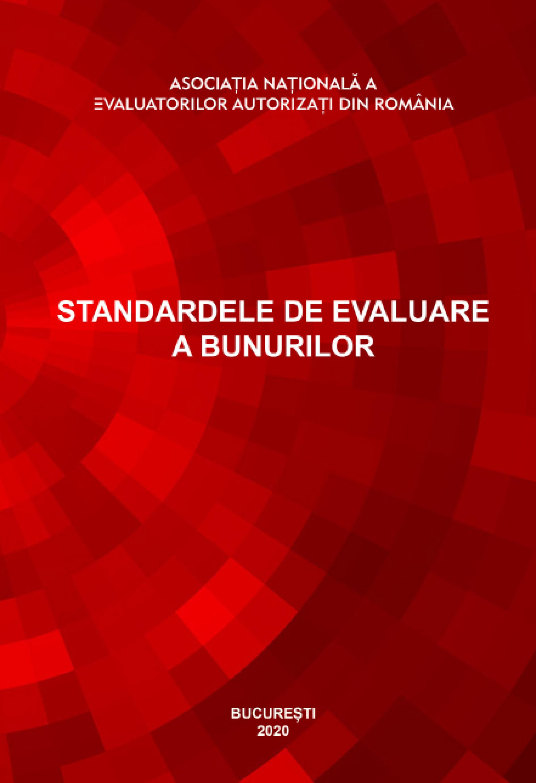 Standardele de evaluare a bunurilor, ediția 2020